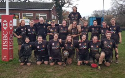 Black Widows V Pulborough Ladies
