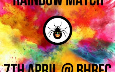 Black Widows – Rainbow Match